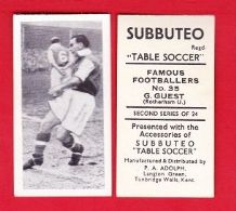 Rotherham United Gladstone Guest